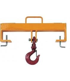 Single Hook Fork Beam - 5 Ton (10,000 LBS) 10S-5-24